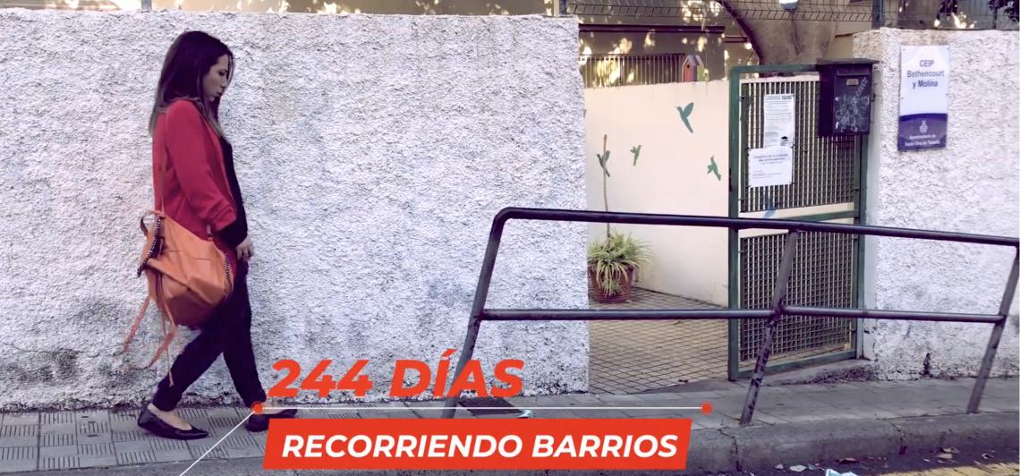 Depende de ti… Patricia Hernández