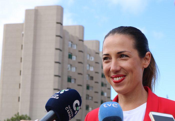Patricia Hernández pondrá en marcha clubes de vida en cada distrito