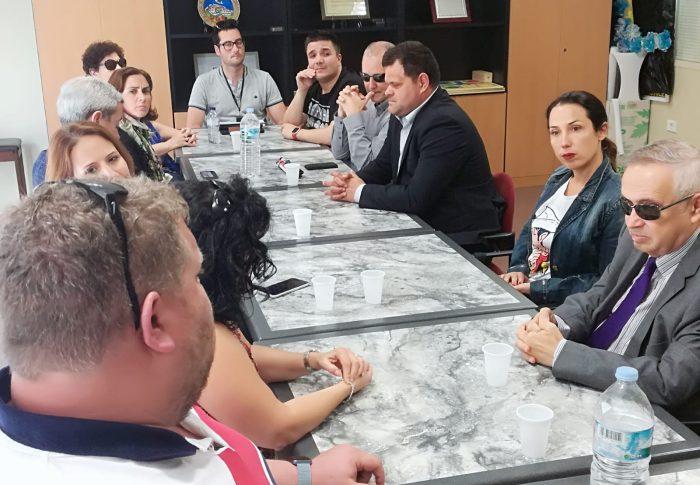 Patricia Hernández creará un Observatorio de la Discapacidad en Santa Cruz liderado por la Alcaldía